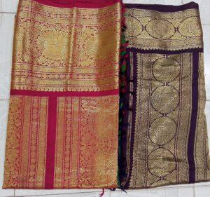old silk saree exchange